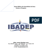 Manual Geral Para Cursos Do IBADEP - 2019