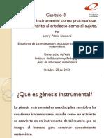 ppt. genesis instrumental