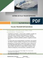Presentación N° 5 Sistema de Fajas Transportadoras