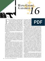 Gadamer Textos A
