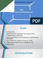 PRESENTATION TPM