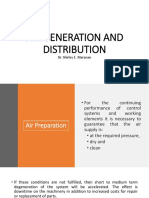 Air Generation and Distribution