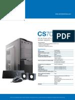 Cs706xtk02 Data Sheet Spa