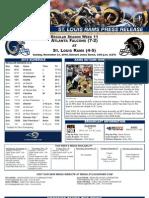 Wk 11 - Rams vs. Falcons