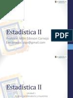 Estadística II Unidad I Sesión 02.pptx