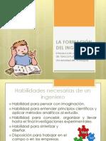4. La Formacion Del Ingeniero