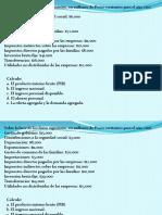 Ejercicios Practicos de Macroeconomia