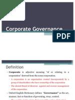 8.Corporate Governance
