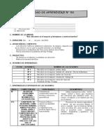 secuencia didactica ME UBICO EN EL ESPACIO ARRIBA Y ABAJO 3 AÑOS.doc