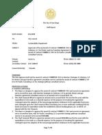 2019-08-05 Staff_Report - FA Consultants