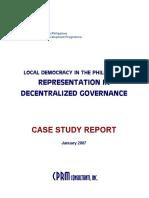Local Dem Case Study