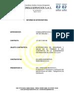 Informe Interventoria 13