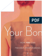 Your Bones How You Can Prevent Osteoporosis and Have Strong Bones for Life - Naturally