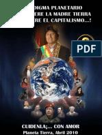 Paradigma planetario ¡O se muere la madre tierra o se muere el capitalismo Cartilla 2