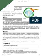 Metafase - Wikipedia, La Enciclopedia Libre