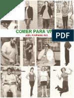 COMER+PARA+VIVIR-Joel+Fuhrman,+M.D.+1