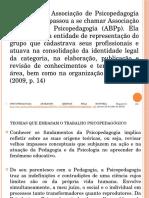 Slide - DIAGNÓSTICO E INTERVENÇÃO EM PSICOPEDAGOGIA PARTE 2.pptx