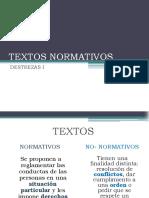 textos normativos