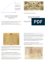 Observing the Journals of Leonardo Da Vinci - Journaling Habit