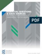 AAU STEM Essential Questions