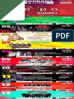 Programa OficialFexpoSucreInternacional2019
