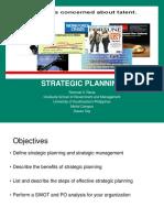 PA 244.DA 223 Strategic Planning Ppt