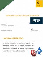 Semana 1 Introducción Al Curso de Economìa