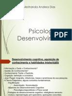 Andrea Desenvolvimento Cognitivo