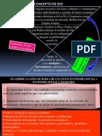 Presentaciòn Economia Solidaria Santo Domingo