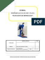 Laboratorio Flotacion Minerales Hidro