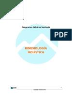 KINESIOLOGIA HOLISTICA
