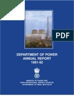 Report of Director of NTPC