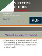 Minimul Spanning Tree
