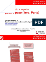 Export Ar