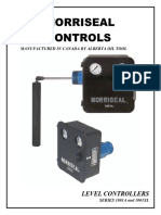 Norriseal 1001A Controller