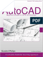 AutoCAD Beginners Guide to 2D & 3D Drawings.pdf
