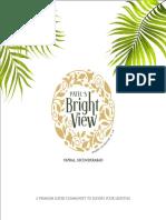 Patels Brightview Brochure