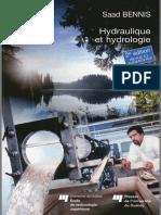 Hydraulique Hydrologie Saad Bennis