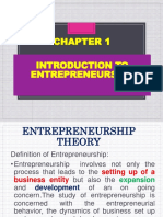 Topic1_introduction to Entrepreneurship