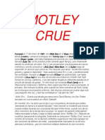 Motley Crue Biografia & Discografia