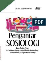 Pengantar Sosiologi kuliah
