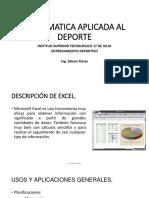 Excel Caracteristicas