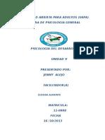 TAREA 5 Psicologia del Desarrollo II.docx.doc
