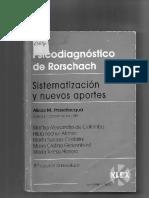 362123556 Psicodiagnostico Rorschach Sistematizacion y Nuevos Aportes 1 132