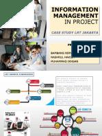 Sistem Informasi - Kontruksi Management
