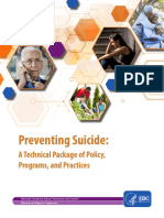Suicide Technical Package