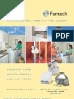 Fantech Laundry