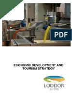 STR Economic Development and Tourism Strategy V1 Public Comment