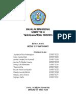 MAKALAH MAHASISWA