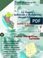 Parámetros Geomorfologicos (2)